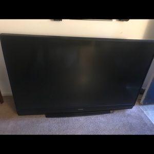 72in tv